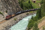 Cp railroad fraser canyon