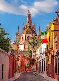 San Miguel De Allende, Mexico by Getty Images via AD