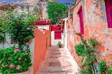 Earthy Colours in Greece