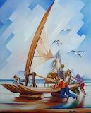 FishingBoat by Damião Martins