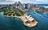 Australia-Sydney Opera