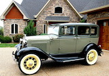 1931 Ford Model A Briggs-Bodied