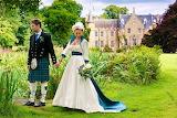#Romantic Wedding in Scotland