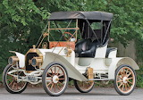 1908 Buick Model 10 Touring
