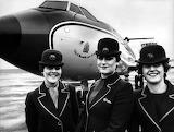 1976 Uniforms Dan-Air by Mirrorpix credit HuffintonPost and Gett