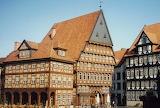 Hildesheim Bakers' & Butchers' Guild Halls