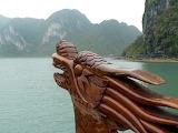 Vietnamese Boat Prow