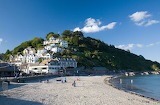 Looe East Beach. Cornwall. Kernow