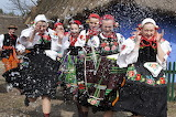 Polish Śmigus-Dyngus as a symbol of spring rebirth after Easter