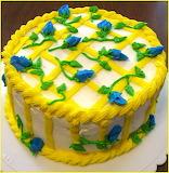 Keepsake Cake