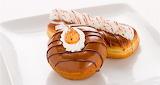 Gourmet-caramel-donuts