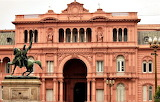 #Casa Rosada Argentina's Beautiful Presidential Palace