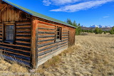 Old homesteader cabin North Fork of Flathead River Northwest Mon
