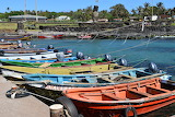 ISLA DE PASCUA - MUELLE