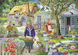 In the Garden - Ray Cresswell