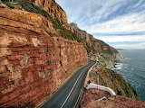 Chapmans peak highway south africa
