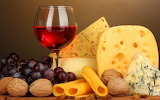 #Wine and Cheese