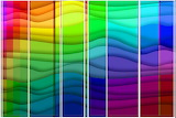 artistic-colors-rainbow-wave