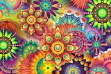 psychedelic mandela