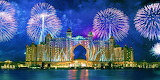 #Atlantis Dubai Fireworks