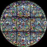 Ch Notre-Dame Dijon, S Rose