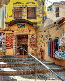 Shop in Chania old Town