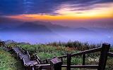 Alishian National Scenic Area. Chaiyai County. Taiwan