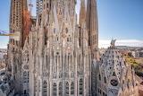 150 Façana Sagrada Família, Catalunya