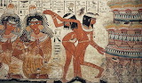 Painting from the Tomb of Nebamun