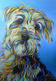 Rotate Dog art