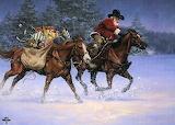 Wild West Santa