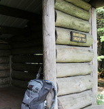 Mile 1788 Beaver Brook Shelter