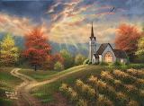 Smoky Mountain chapel