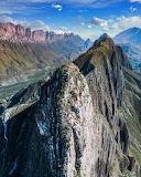 Mortars Peak Mexico