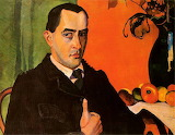 Stanisław Ignacy Witkiewicz, Self-portrait, 1913