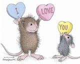 House Mouse Valentine
