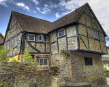 ^ Old Prison House, Shere, Surrey, England