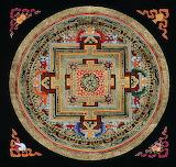 Om Mandala of Adi Buddah