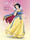 Snow White's Portrait