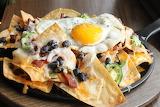 ^ Breakfast nachos