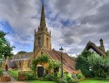 Church of St Swithin, Lower Quinton, Warwickshire