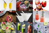Cocktail Collage.......................................x