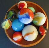Marbles in a Bowl