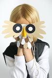 Craft Owl Mask