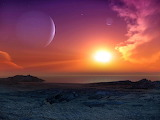 Fantasy sunset picture 01