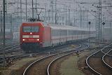 DB Intercity Nuremberg