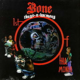 Bone Thugs-N-Harmony 1st Of Tha Month Single Front Cover