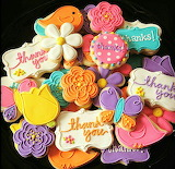 Thankful cookies @ Icings by Ang