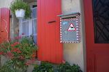 ^ Red shutters ~ Piero d'Houin