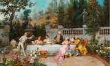 The Betrothal~ Francesco Beda